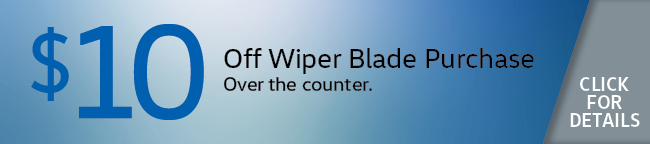Wiper Blades Coupon, Orlando
